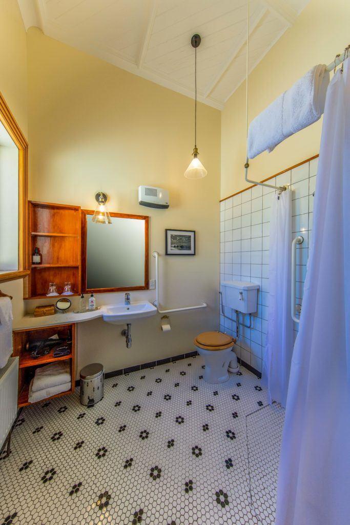 Image of the new Victoria Room En-suite